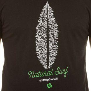 NATURAL SURF noir bambou