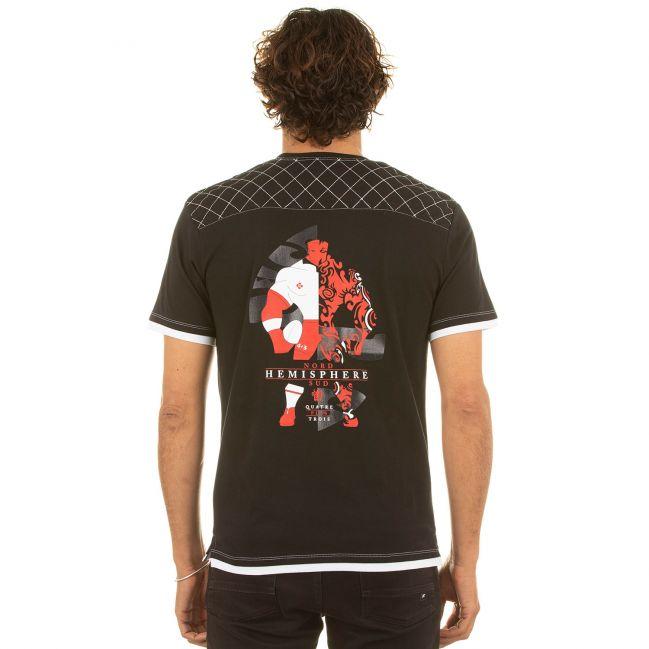 CLASSIC HEMISPHERE noir-rouge