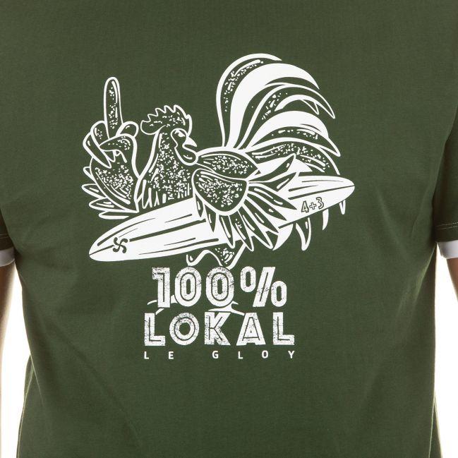 100% LOKAL SP vert