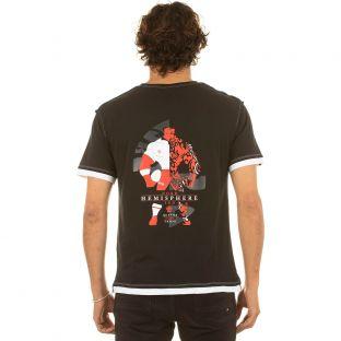 HEMISPHERE SP noir-rouge