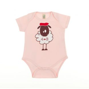 BODY MOUTON Rose