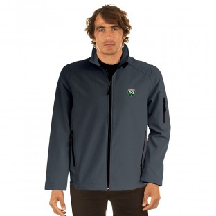 SOFTSHELL ECUSSON GRIS