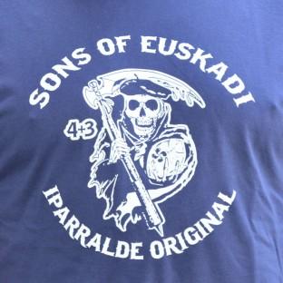 SONS OF EUSKADI bleu bio